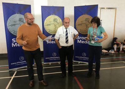 Medal Presentation 2