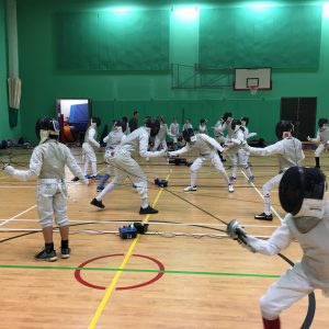 Cambridge Sword Beginner's Course @ The Main Gym, Netherhall School | England | United Kingdom