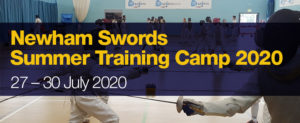 Newham Swords Summer Training Camp 2020 @ Sportsdock | England | United Kingdom