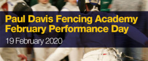 PDFA Half Term Cadet Performance Training - Foil & Sabre @ Sandringham School | England | United Kingdom